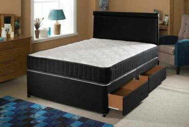 CHEAPEST IN TOWN !! BRAND NEW DOUBLE/KING SIZE DIVAN BED BASE & MATTRESS OPTIONS