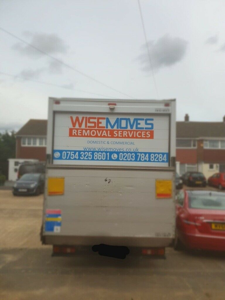 WISE MOVE MAN & VAN SERVICES!!***** Professional, Reliable & Fast Removal Services ***