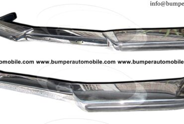 Volvo P1800 coupe and station bumpers (1963-1973)
