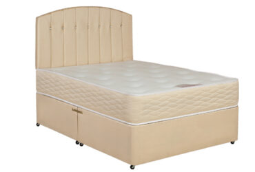 Double Mattress and Bed Base