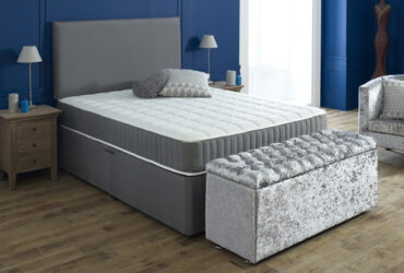 1000 pocket spring mattress with or without Base