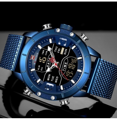 Man Waterproof Watch