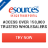 esources wholesale