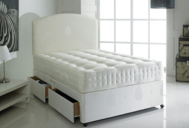 10000 Pocket Spring Mattress With or without Base