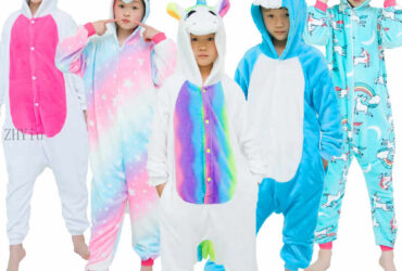 Cartoon  Pajamas Boys Girls Sleepwear