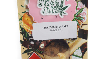 Sweet Jane – Baked Butter Tarts