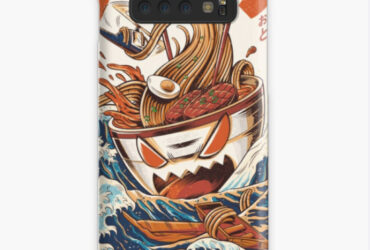 The Great Ramen off Kanagawa Case & Skin for Samsung Galaxy