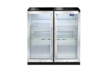 Artusi Double Door Outdoor Refrigerator Stainless Steel AOF2S