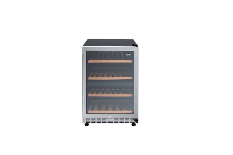 Euro Appliances Wine Cooler 154L Stainless Steel E150WSCS1