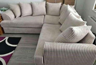 BRAND NEW JUMBO CORD CORNER AND 3+2 SEATER SOFA AVAILABLE IN MORE COLOURS ???