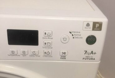 Futura 7kg A+ washing machine