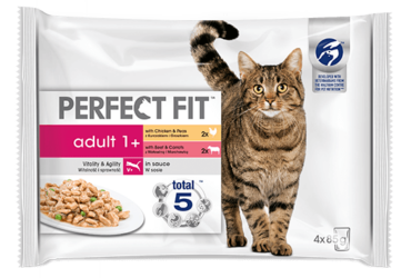 Advanced nutrition pet food tailored to your cat's needs