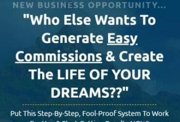 Work From Home Opportunity!!!