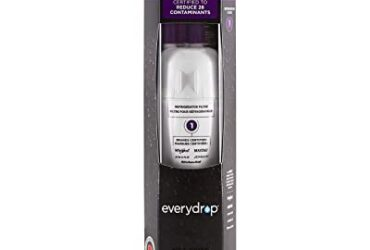 EveryDrop By Whirlpool Refrigerator Water Filter 1, EDR1RXD1 (Pack Of 1)