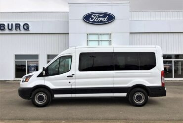 2018 Ford Transit Passenger Wagon for sale in Langenburg, Saskatchewan