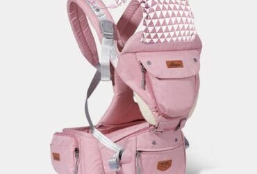 MULTI-FUNCTION ERGONOMIC BABY CARRIER