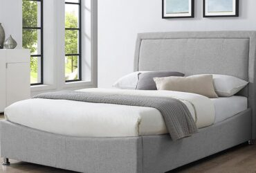 Rawley Upholstered Ottoman Bed Frame