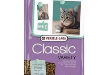 Classic Variety Cat food 4kg