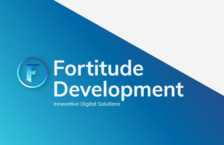 Fortitude Logo  F Fortitude Development Innovative Digital Solutions