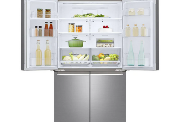 730L French Door Fridge in Stainless Finish