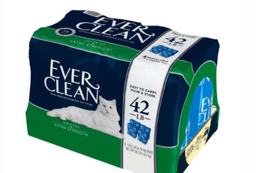 Ever Clean® Extra Strength Unscented Super Premium Clumping Cat Litter 42 Lbs