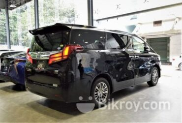 Toyota Alphard EXECUTIVE LOUNGE 2020