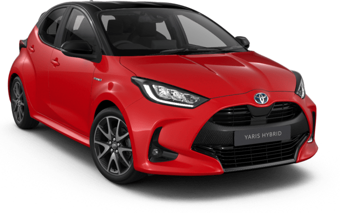 YARIS LAUNCH EDITION – HATCHBACK