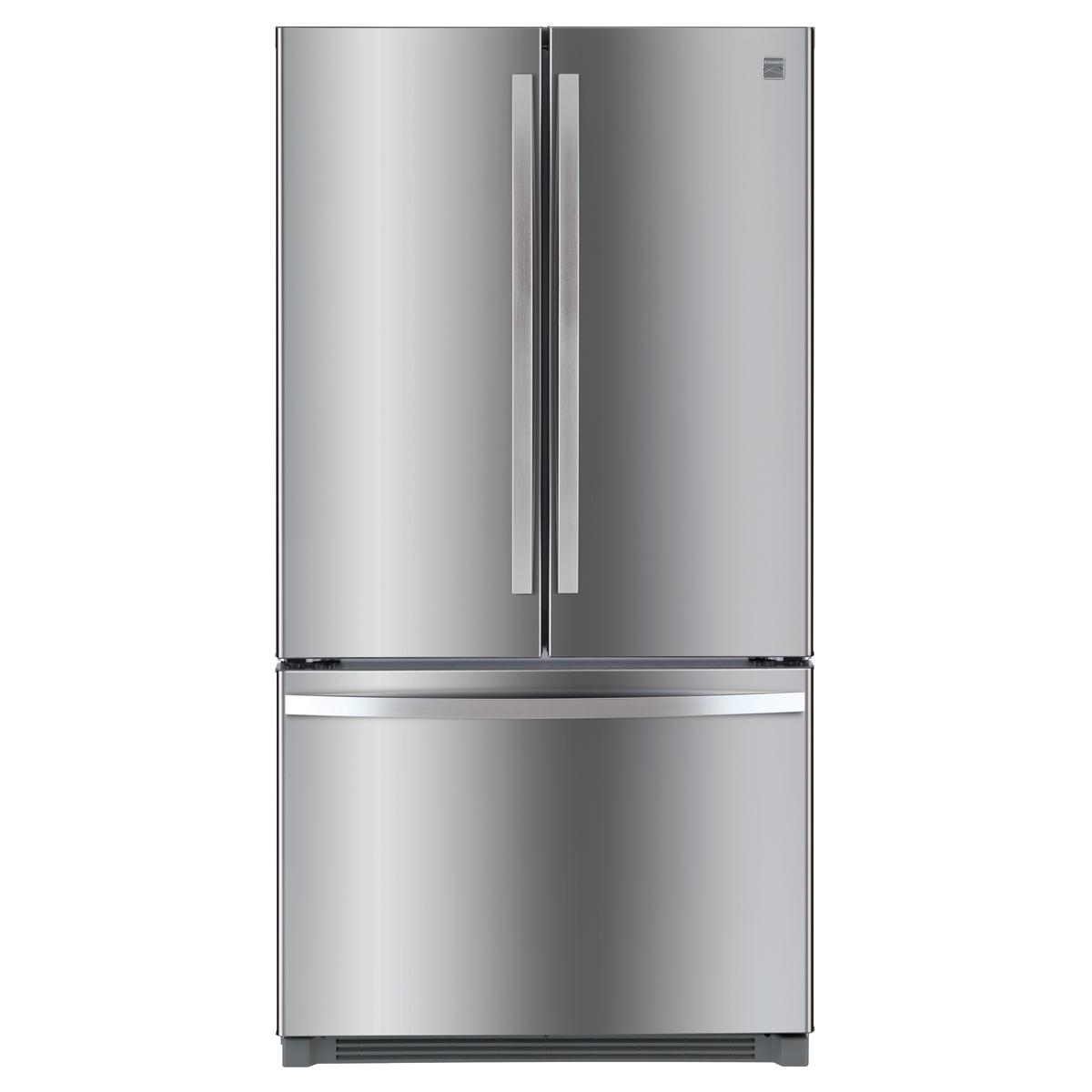 Kenmore 73025 26.1 cu. ft. French Door Refrigerator with Ice Maker