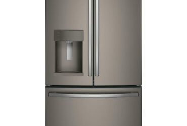 GE Appliances GFE28GMKES 27.8 cu. ft. French Door Refrigerator – Slate