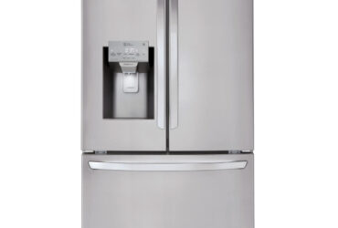 LG LFXS26973S 26.2 cu. ft. Smart Wi-Fi Enabled 3-Door French Door Refrigerator – SS