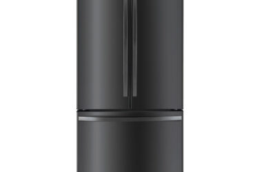 Kenmore 73027 26.1 cu. ft. French Door Refrigerator – Black Stainless Steel