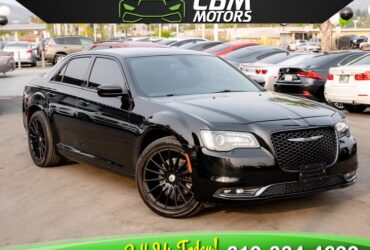 2016 CHRYSLER 300 300S AWD W/ BACK UP CAMERA/ BLUETOOTH