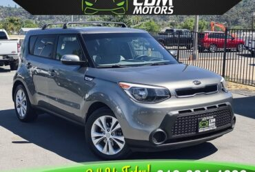 2014 KIA SOUL + W/ BLUETOOTH/ CLEAN CARFAX