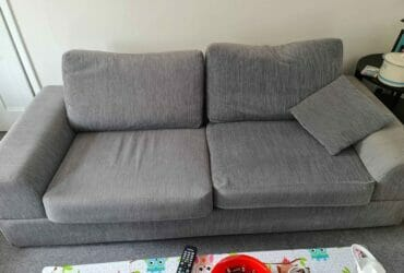 Free Sofa (mattress not included)