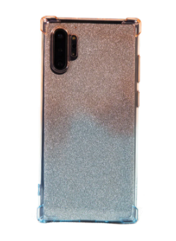GLITTER BOMB RED AND BLUE PHONE CASE (IPHONE AND SAMSUNG)