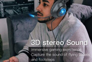 Gaming Headphones With Microphone Gift