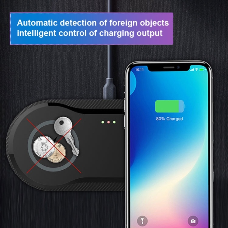 Mobile Phone Fast Charger Base