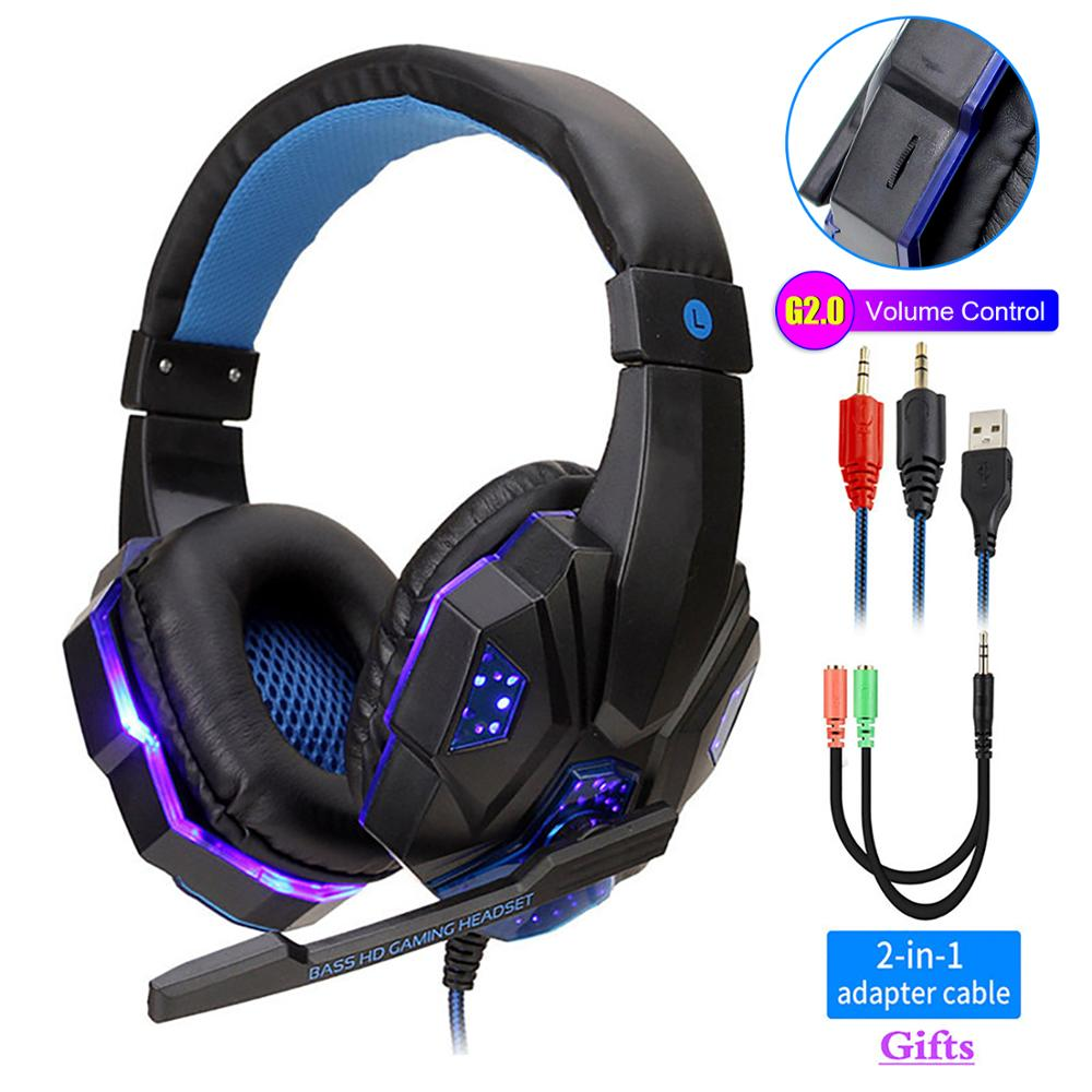 21 Gaming Headphones Bass