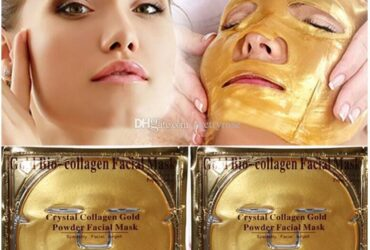 Gold Powder Facial Mask Moisturizing