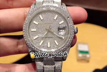 Men's  Diamond  Watch