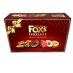 Foxs Fabulously Biscuit