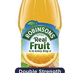 Robinsons Fruit Squash Orange