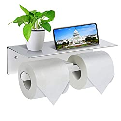 Toilet Roll Holder-Wall Mounted Toilet Paper Roll Holder