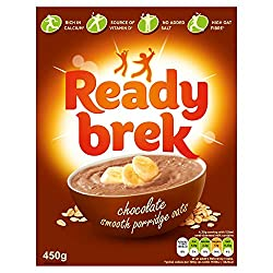Weetabix Ready Brek Chocolate Porridge, 450g
