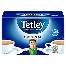 Tetley Original 240 Tea Bags, 750g
