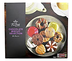 Morrisons The Best Chocolate Biscuit Selection, 450g
