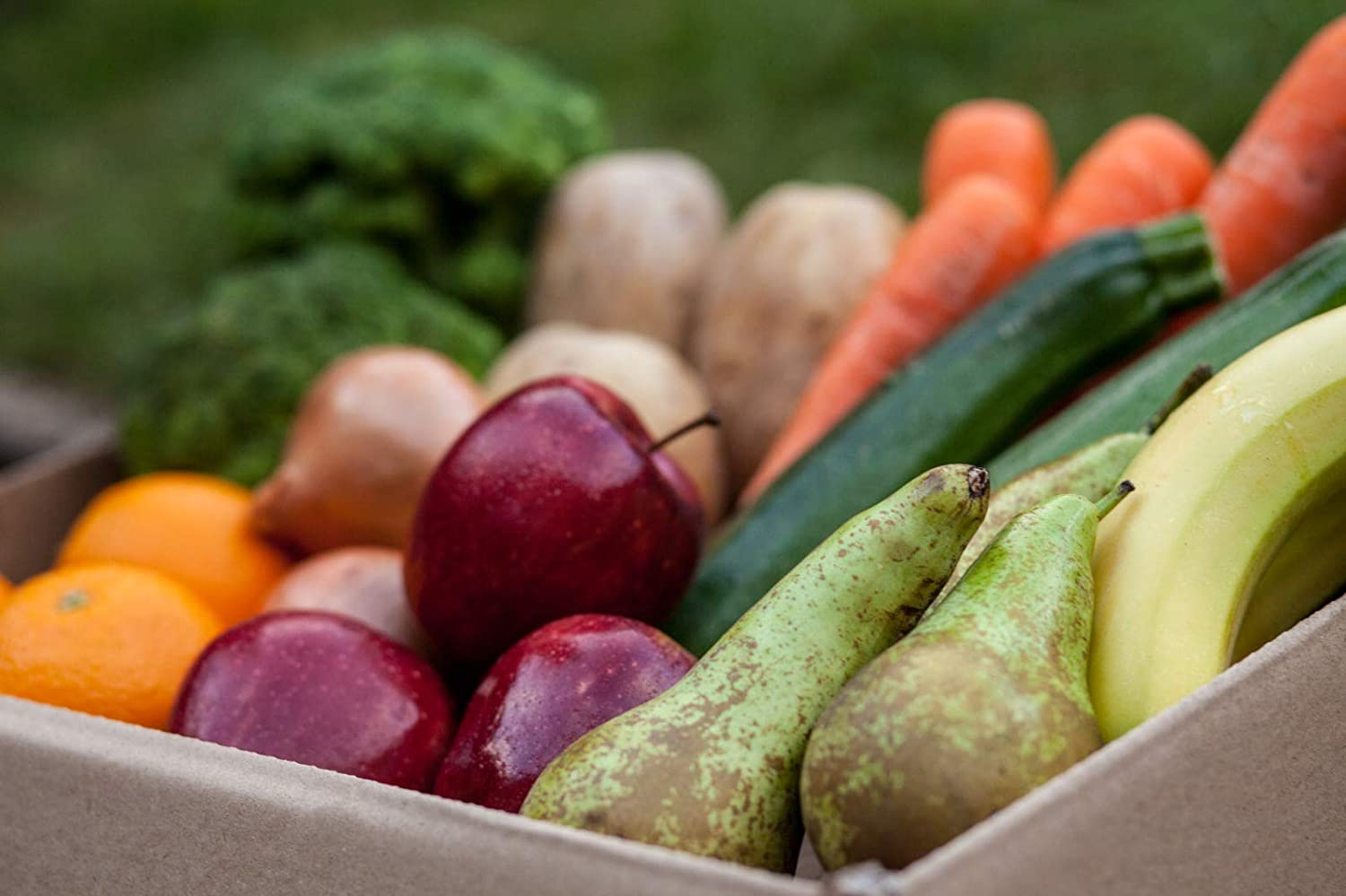 Fresh Fruit and Veg Box Delivery