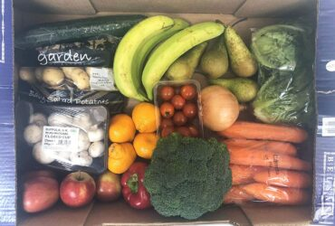 Fresh Fruit & Veg Seasonal Mixed Box – 1x
