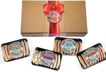 New England Cookie Co. Hand Baked Biscuits Assortment 4 Pack x 150g