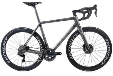 COLNAGO EXCLUSIVE C64 DURA-ACE DI2 DISC ROAD BIKE (CENTRACYCLES)